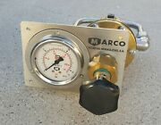 Marco 1062 Air Drag Control Gauge And Actuator 64729 Fishing Winch Hydraulics