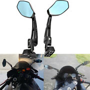 Motocycle Racing Rearview Side Mirrors For Kawasaki Ex 250 300 636 Zx6r Zx10r