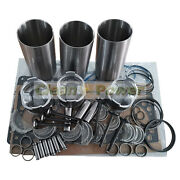 D902 Overhaul Rebuild Kit For Kubota Engine Bx24 Bx25 Sub Compact Tractor