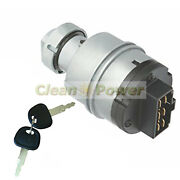 New Ignition Switch With 2 Keys Khr3270 For Case Cx350 Cx80 Crawler Excavator