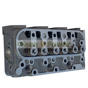 Complete Cylinder Head Loaded D1105 For Kubota Zero Turn Mower Zd28