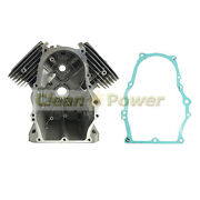 New Engine Block Cylinder Sleeves With Gasket For Honda Gx620 20hp V Twin Engine