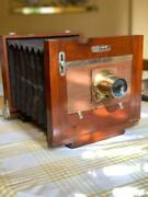 Antique Rochester Optical Co. New Model Improved 8x10 Camera