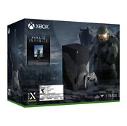Xbox Series X Halo Infinite 20th Limited Edition Bundle Confirmed Pre Order