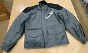 Aerostich Roadcrafter Mens Gray Motorcycle Riding Jacket 46s