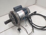 Shopsmith Mark V 1 1/8hp Motor W Switch And Cords