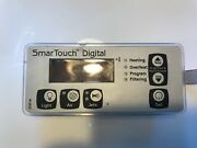 Spa Control Hot Tub Smartouch Sc-2010 Acc Kp-2010 Top Side Keypad Display Used