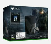 Xbox Series X Halo Infinite Limited Edition Bundle | Confirmed Order Presale
