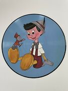 Musical From The Wizard Of Oz / Walt Disney's Pinocchio Lp Vinyl Picture Disc