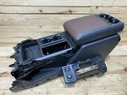 🔥⭐ Oem 2021 2022 Ford F150 Xl Xlt Leather Center Console Armrest Floor Shift