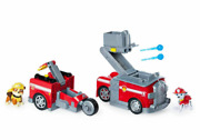 New Paw Patrol Marshall Split-second 2-in-1 Transforming Fire Truck Vehicle Toy