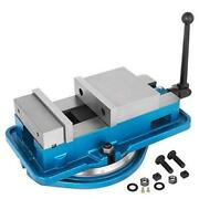 Heavy Duty Milling Vise Bench Clamp Vise High Precision Clamping Vise 6 Inch