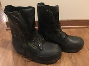Us Military Bata Bunny Boots Extreme Cold Weather W Valve Black Pre-owned