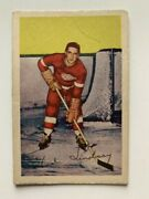 1952-53 Ted Lindsay Parkhurst 2nd Year Card Detroit Red Wings 87