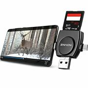 Trail Camera Viewer Sd Card Reader Compatible With Iphone Ipad Mac Android