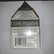 New Wooden Puzzle - Complex Cube By Siammandalay, 4045230, Vintage, F/s