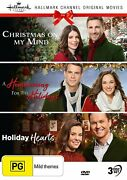 Christmas On My Mind A Homecoming For The Holidays Holiday Hearts Dvd Hallmark