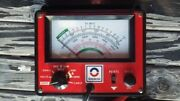 Vintage 60s Delco Tune-up Auto Engine Service Meter Ford Gm Chevy Ac Car Hot Rod