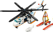 Lego City Coast Guard Helicopter 60013. Helicopter Only. No Minifigures