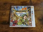 Dragon Quest Vii Fragments Of The Forgotten Past Nintendo 3ds 2016 Minty
