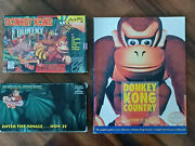 Donkey Kong Country Snes 1994 Complete With + Guide And Promo Vhs