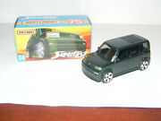 2007 Matchbox Superfast - Scion Xb - Green - Limited Edition - 1 Of Up To 15500