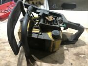 Mcculloch Pro Mac 610 Chainsaw Turns Over Sold As A Parts Lot Free Shipping