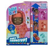 Baby Alive Baby Grows Up New