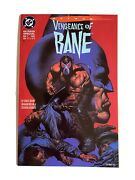 Batman Vengeance Of Bane 1 ,64 Page Special 3rd Printing 1993 Dc,fine Condition