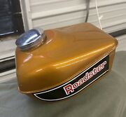 Vintage Rupp Roadster Mini Bike Nice Gas Tank And New Cap, Paint And Decals