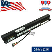 L15l4a01 L15m4a01 L15s4a01 Battery For Lenovo Ideapad 100-15ibd V4400 Long Cable