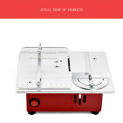 9200/min Multi-function Precision Table Saw Wood Table Household Mini Chainsaw