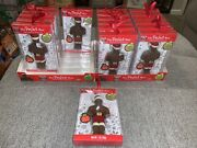 The Perfect Man Milk Chocolate Christmas Candy Funny Gift Santa Ornament Lot 19