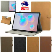 For Samsung Galaxy Tab A A7 S3 S4 S6 S7 Magnetic Leather Flip Case Cover