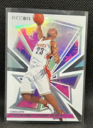 Lebron James 2020-21 Panini Recon Rookie Review 8 Cleveland Cavs Sp