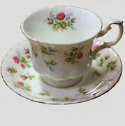 Royal Albert Winsome Cup And Saucer 1 Point