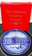 2001 Bing And Grondahl Christmas In America Plate