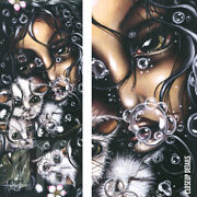 22wx48h Redemption By Angelina Wrona -cats Kittens Purina Nulo Wellness Canvas