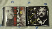 New Signed Solomon Burke Nothing's Impossible Cd Rare