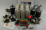 Samsung 200w Servo Packdriver Motor 3-axis Cncrouter Working Free Ship