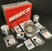 Wiseco Piston Kit Wk1064 Polaris Sl 650 1992 1995 647cc Water Craft Pwc