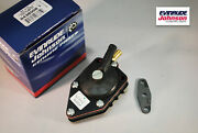 New Johnson Evinrude Oem Outboard Fuel Pump 438556 With Gasket Brp/omc