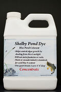 32oz.shelby Pond Dye Concentrated-treats 1 Acre4'-6' Deep
