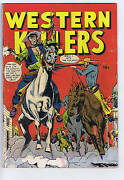 Western Killers Nn 59 F And J Trading Company 1950and039s