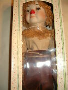Seymour Mann Wizard Of Oz Scarecrow Doll Storybook Tiny Tots Nrfb 16 Le