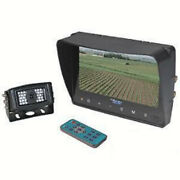 Cabcam Ctb7m1c Tractor Video System, Touch Button 7 Color Monitor / 1 Camera
