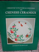 Christieand039s Pictorial History Chinese Ceramics By Anthony Du Boulay
