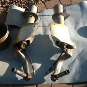 Muskeeter Right And Left Main Landing Gear