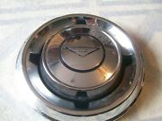 1 Old Chevy Dogdish Hubcaps Rat/rod