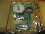 Fowler 52-550-005 Dial Thickness Gage Aa3401-1